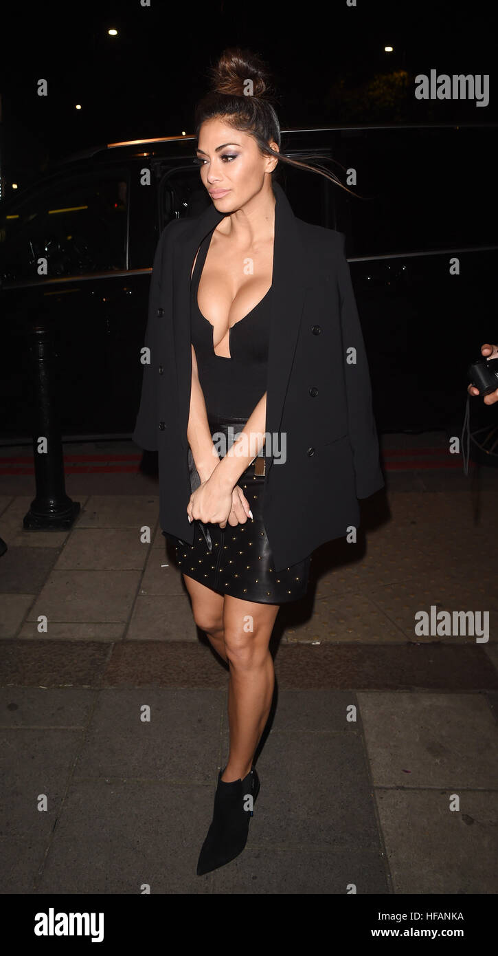 Nicole Scherzinger Cleavage Nude Photos 40
