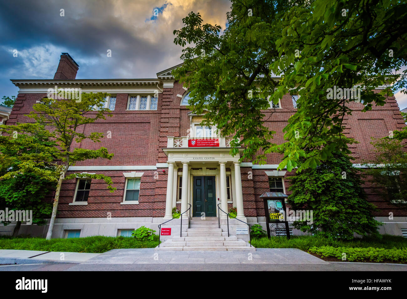 The Knafel Center at the Radcliffe Institute for Advanced