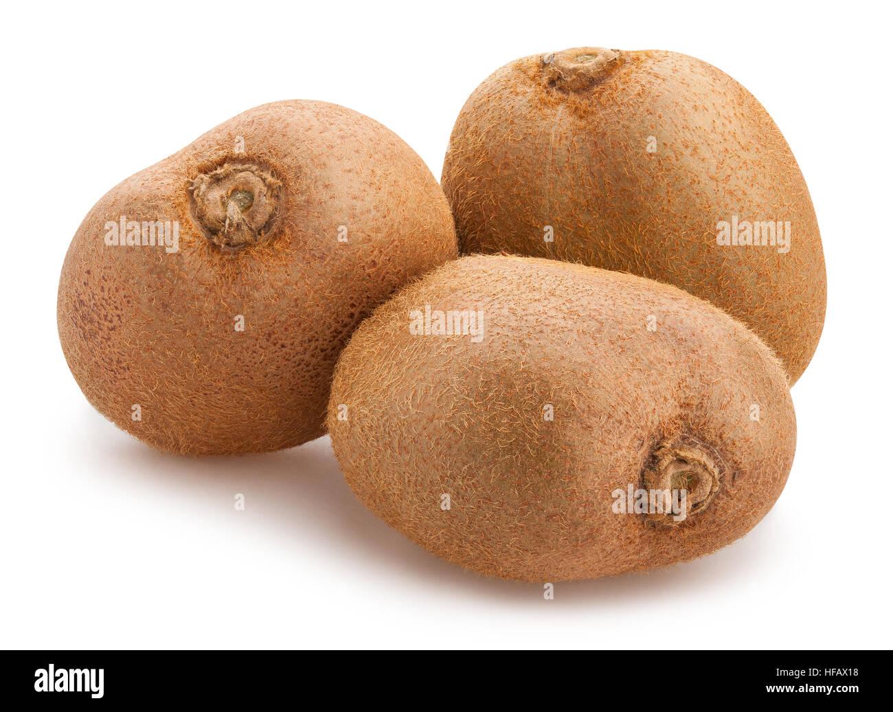 kiwi isolated - Stock Image