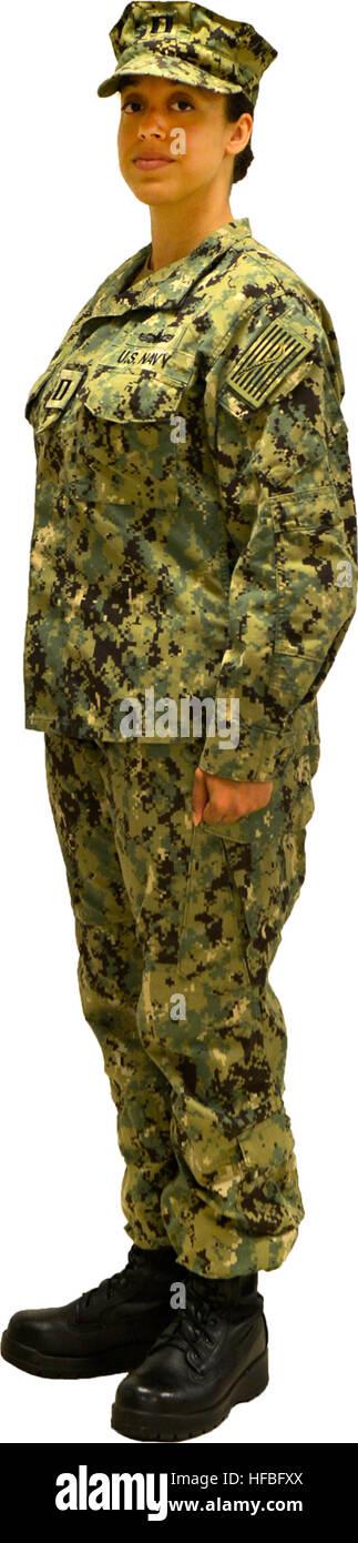 Navy Working Uniform Stock Photos & Navy Working Uniform