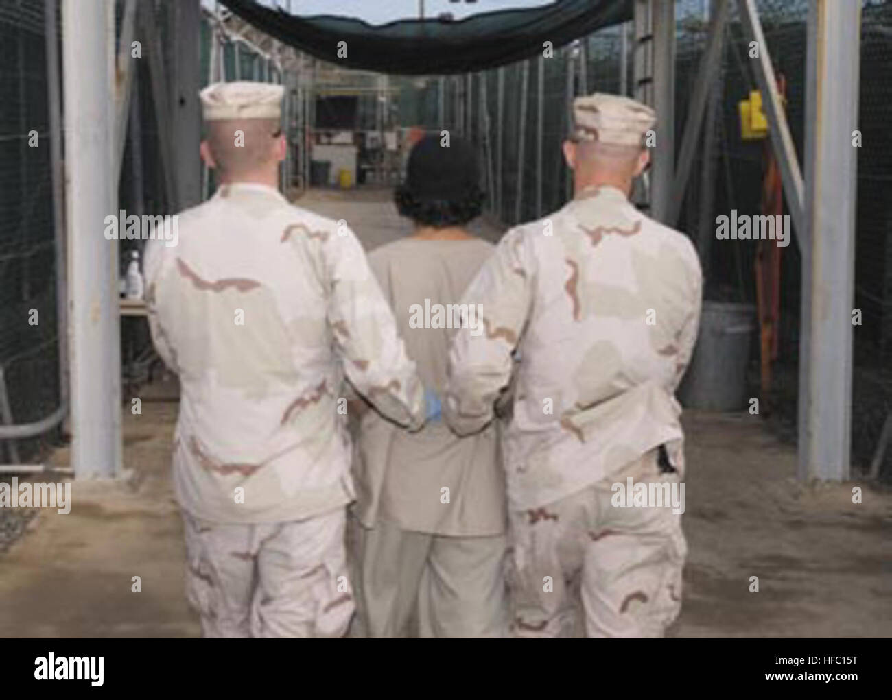 Teen girls Guantanamo