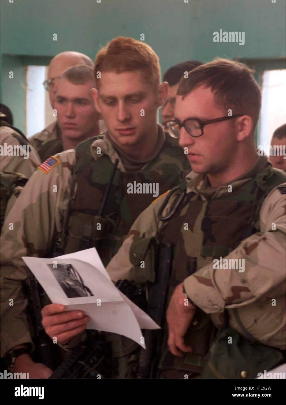 Singing Hymn Marine Stock Photos & Singing Hymn Marine Stock Images