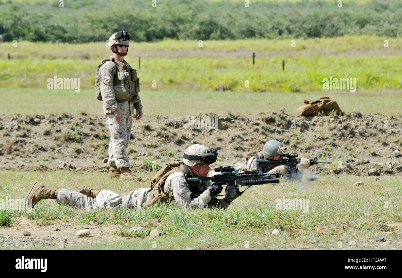 marines from the marine corps security forces guantanamo bay company c 5th platoon