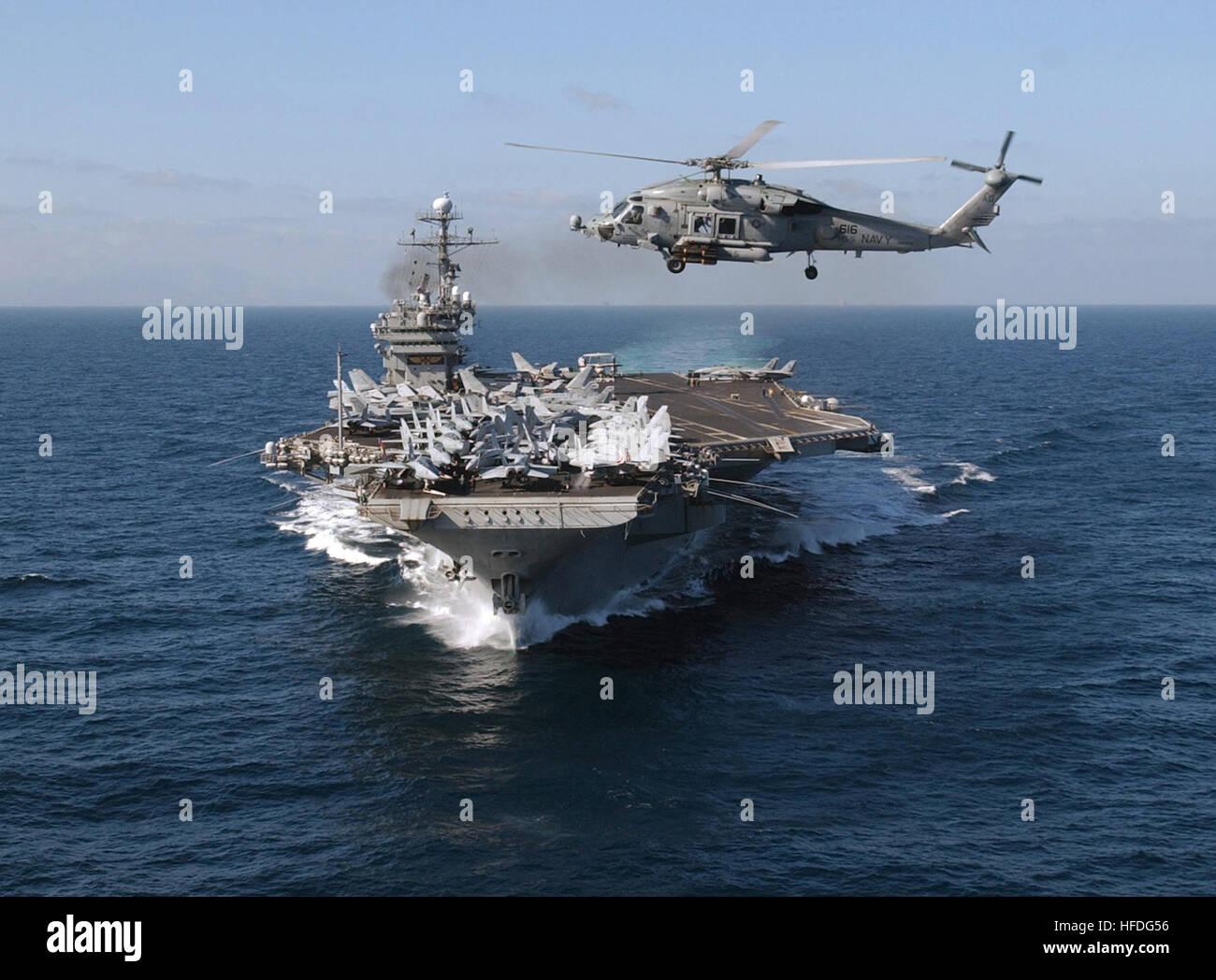 020223 n 6492h 502 at sea with uss john f kennedy cv 67 feb 23