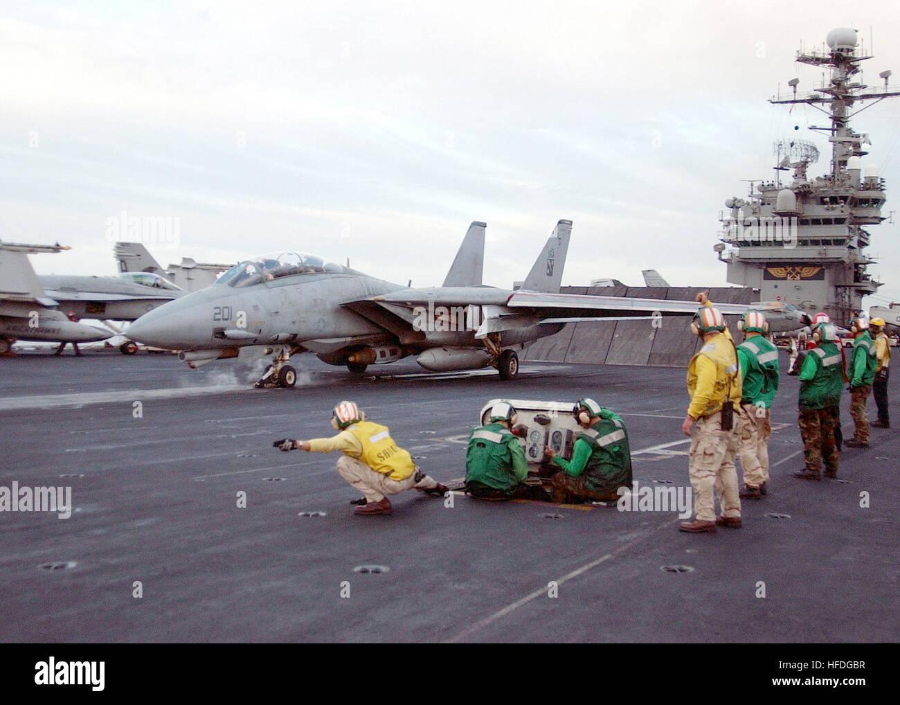 020319 n 6492h 516 at sea aboard uss john f kennedy cv 67 mar 19