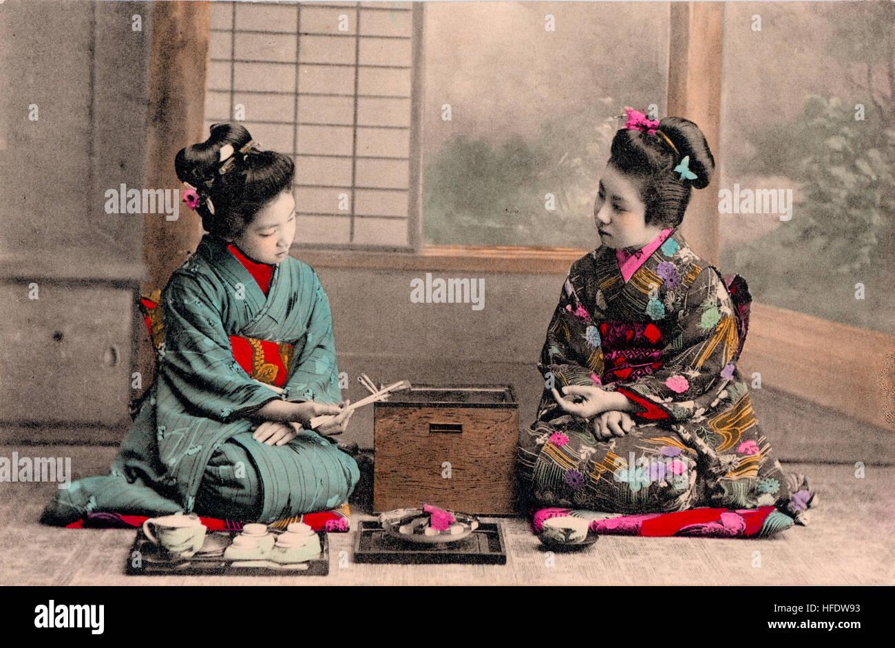 girls japanese