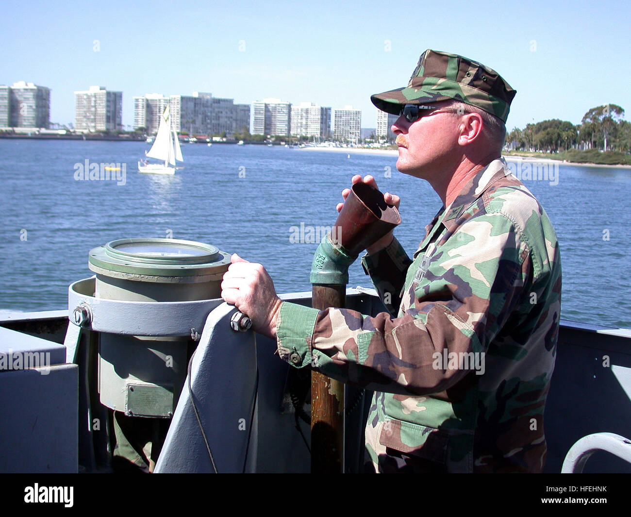 Calif landing craft utility lcu stock photos calif for Craft classes long island