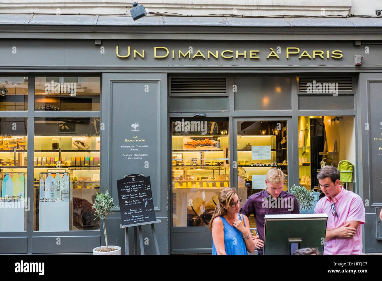 Tea Room St Germain Paris