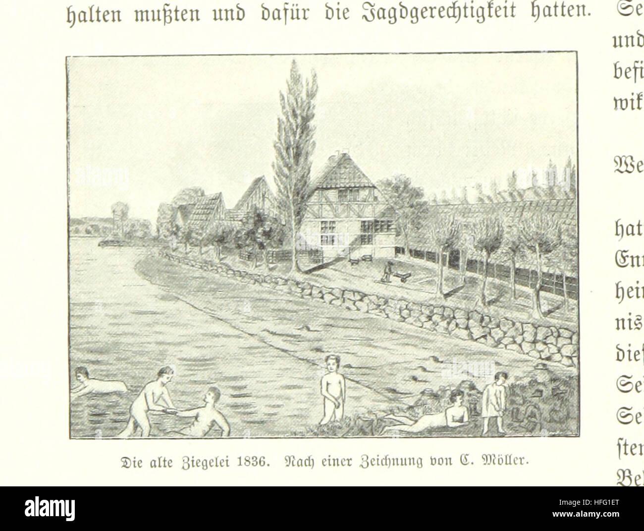 Image Taken From Page 150 Of U0027Alt Kiel In Wort Und Bild .