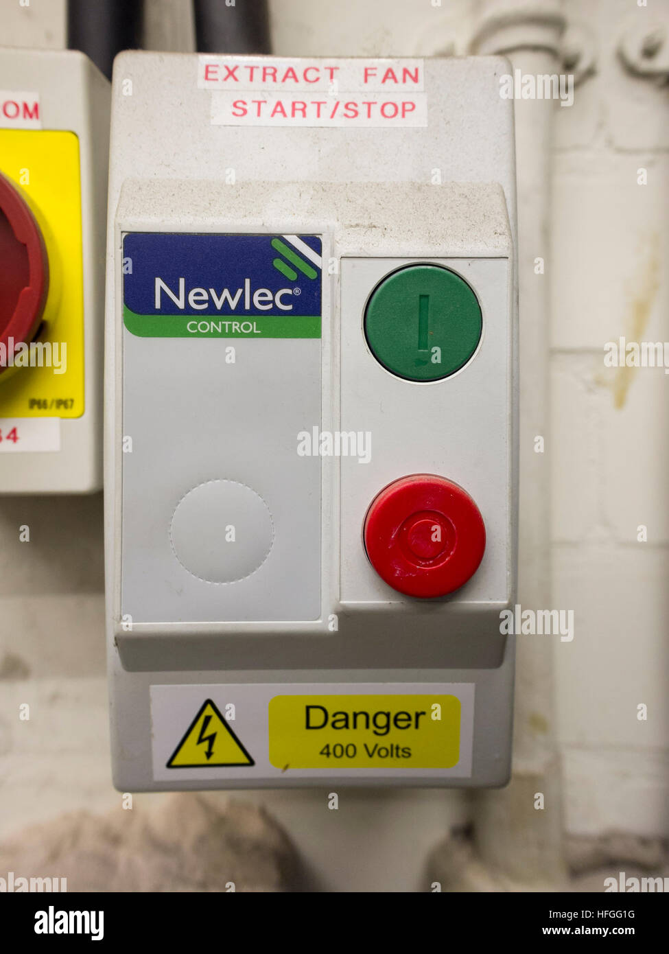 Industrial Electric Switch Stock Photos & Industrial Electric Switch on