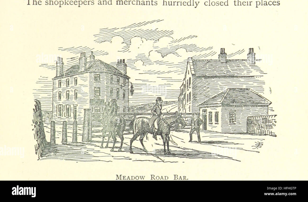 Image taken from page 163 of 'The Old Coaching Days in Yorkshire ... Illustrated by the author' Image taken from Stock Photo