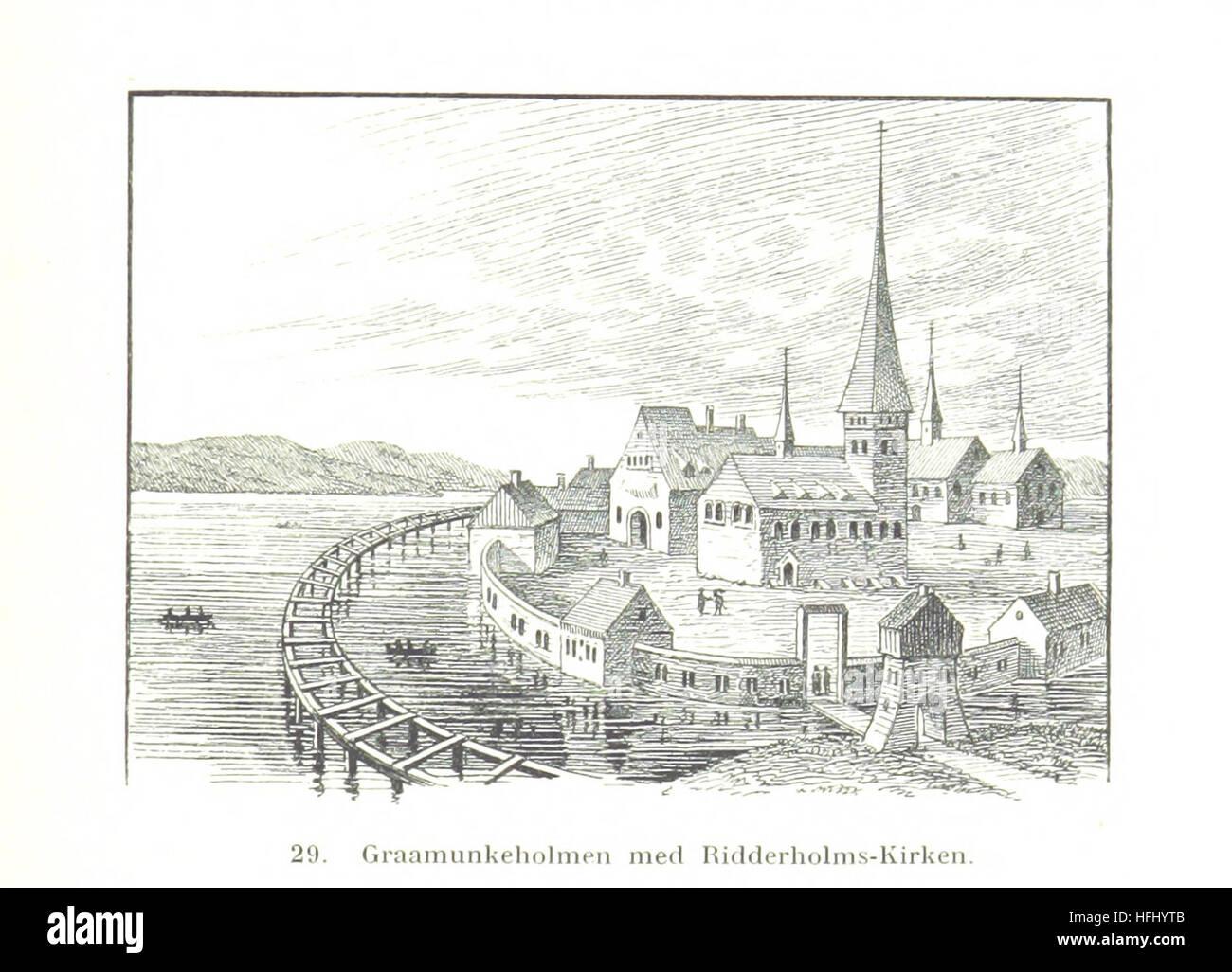 Image taken from page 107 of 'Danmarks Riges Historie af J. Steenstrup, Kr. Erslev, A. Heise, V. Mollerup, J. - Stock Image