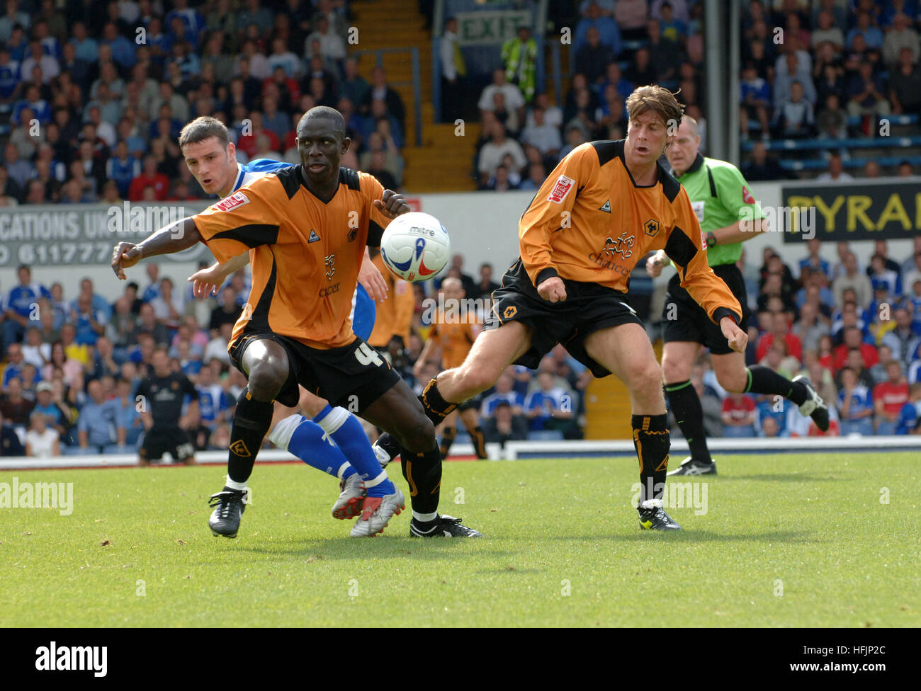 Wolves Fc High Resolution Stock Photography And Images Alamy