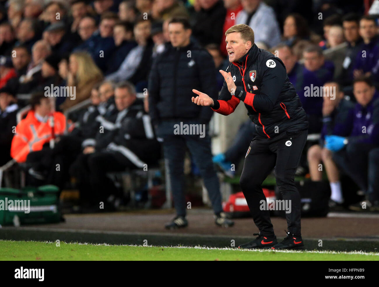 Afc Bournemouth Manager Eddie Howe Stock Photos Afc Bournemouth Manager Eddie Howe Stock Images Page 3 Alamy