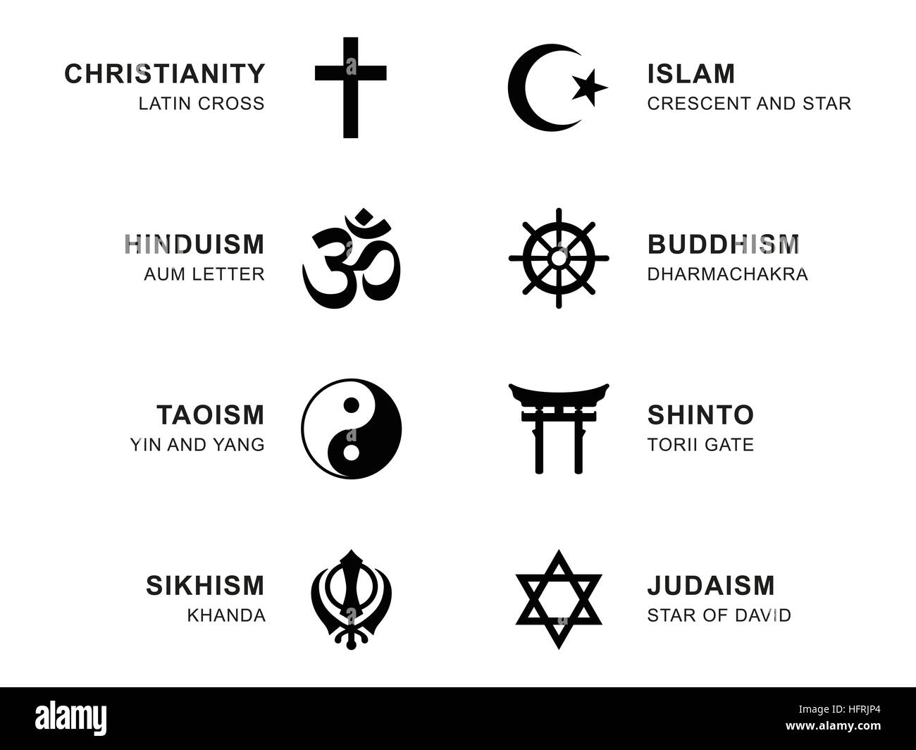 Religious Symbols Stock Photos Religious Symbols Stock Images Alamy