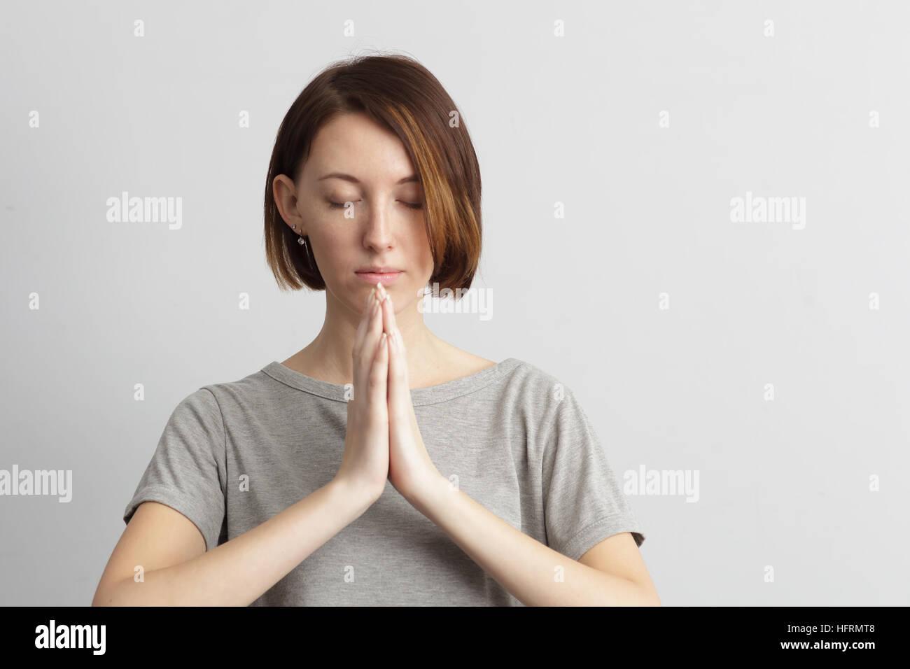 Subconscious Mind Woman Stock Photos & Subconscious Mind Woman Stock