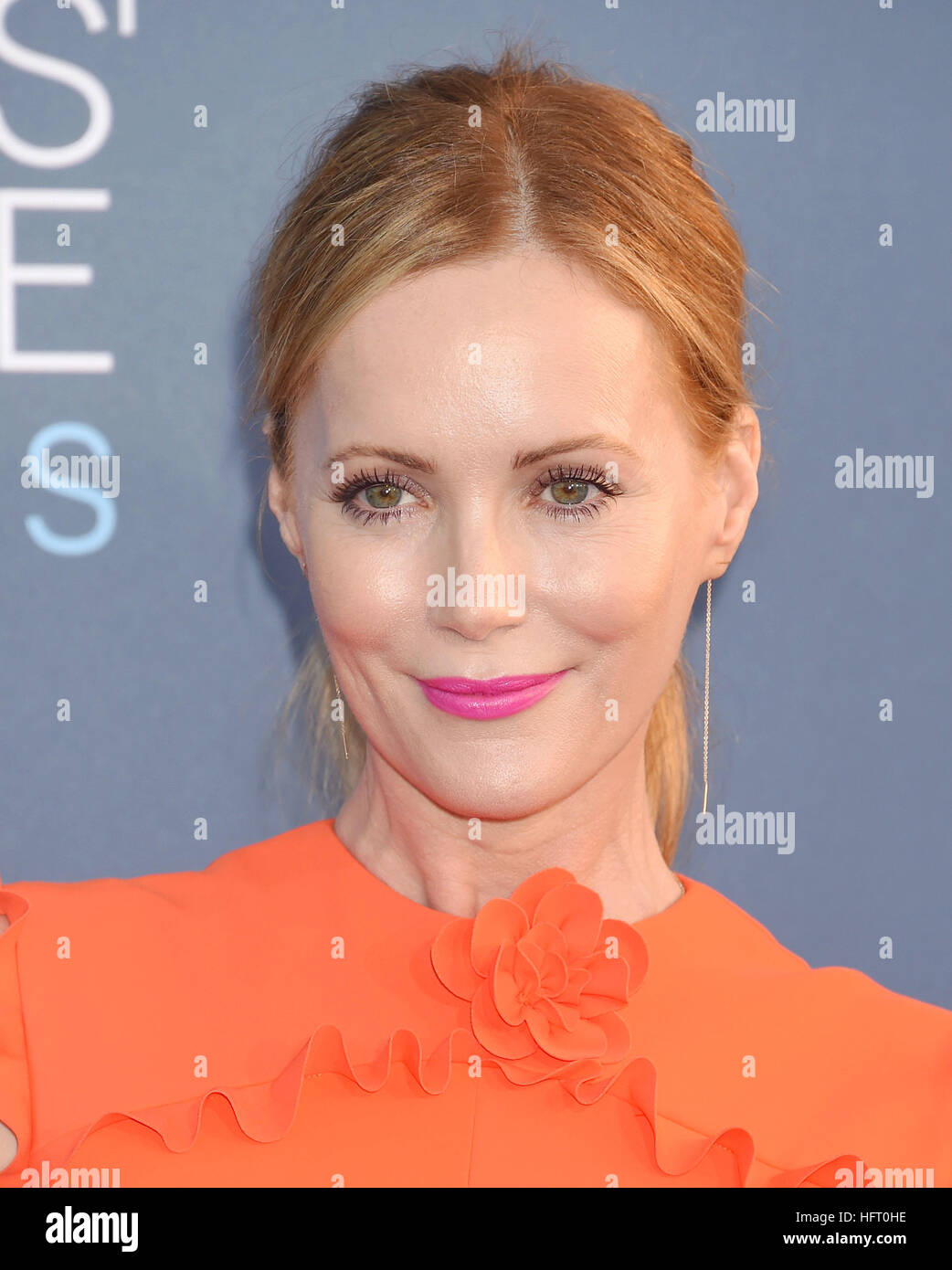 LESLIE MANN US film actress in December 2016. Photo Jeffrey Mayer - Stock Image