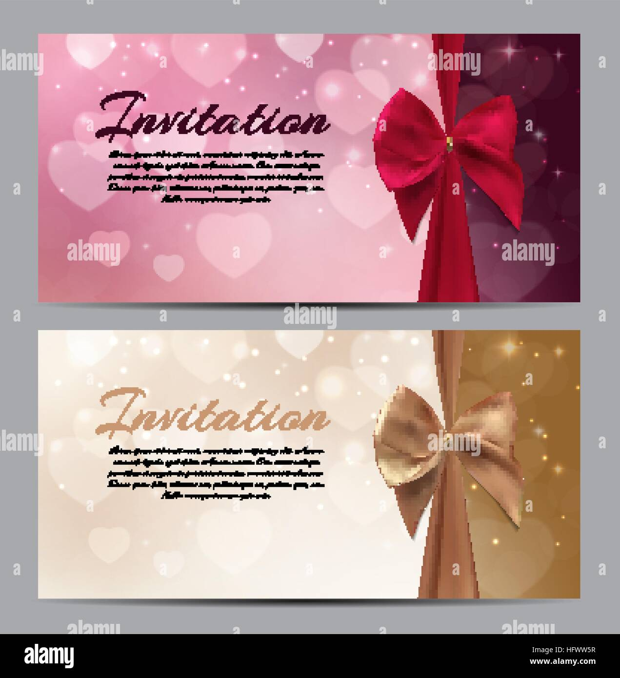 Vintage Gift Voucher Vector Template Stock Photos Vintage Gift