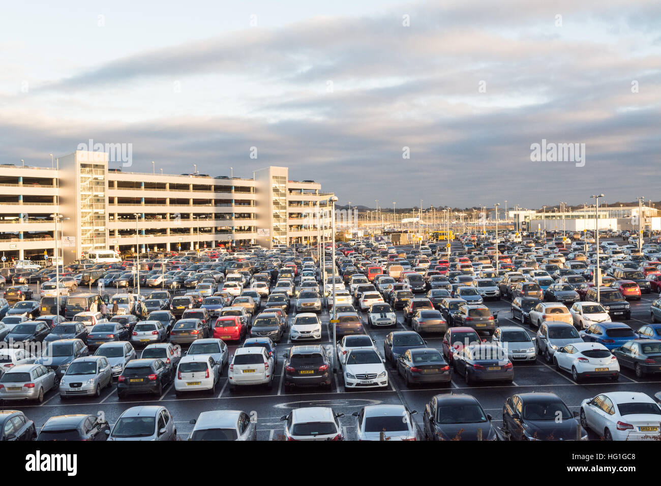 Airport Parking Stock Photos Airport Parking Stock Images Alamy
