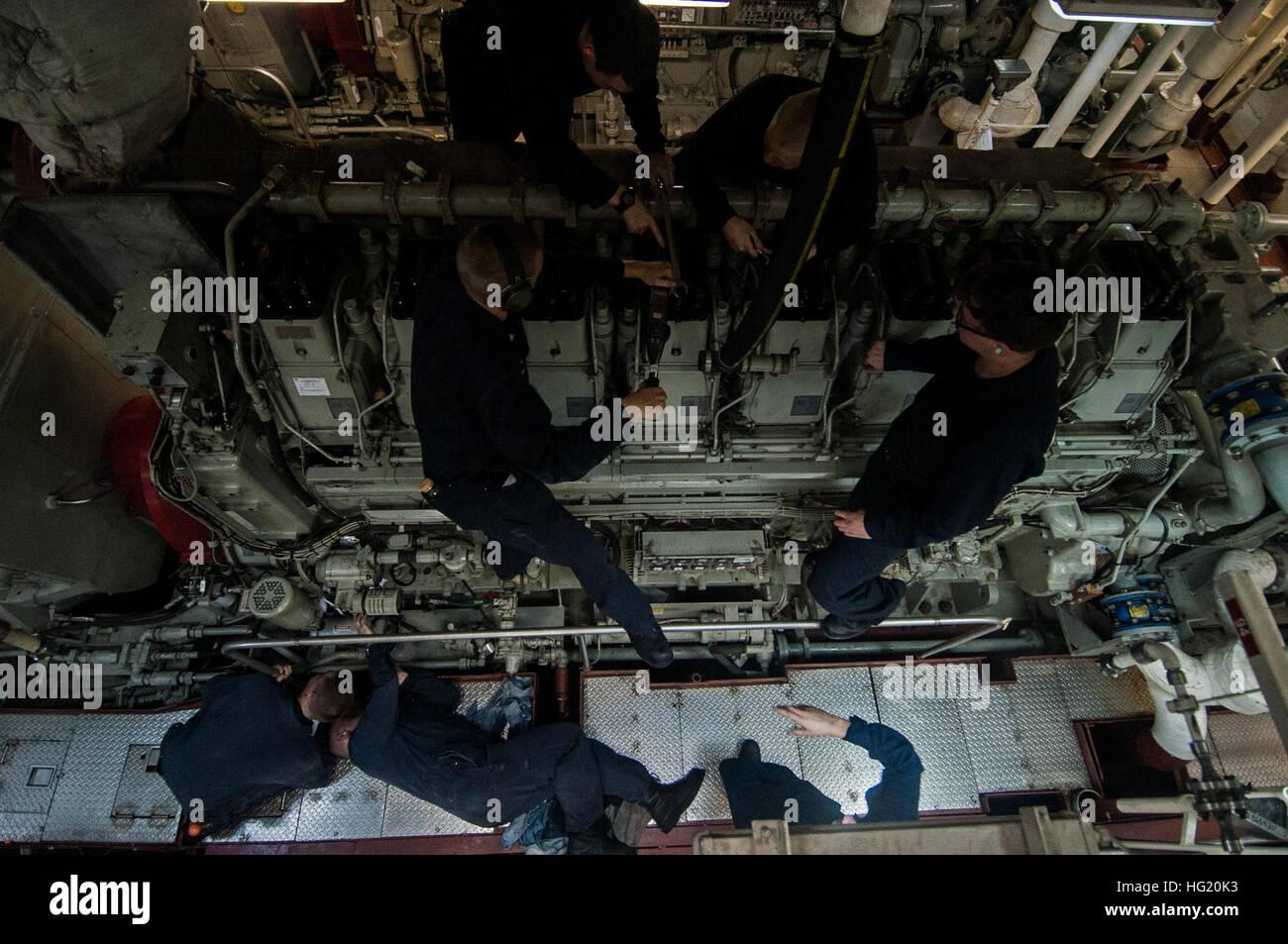 u s sailors perform maintenance on stock photos  u0026 u s