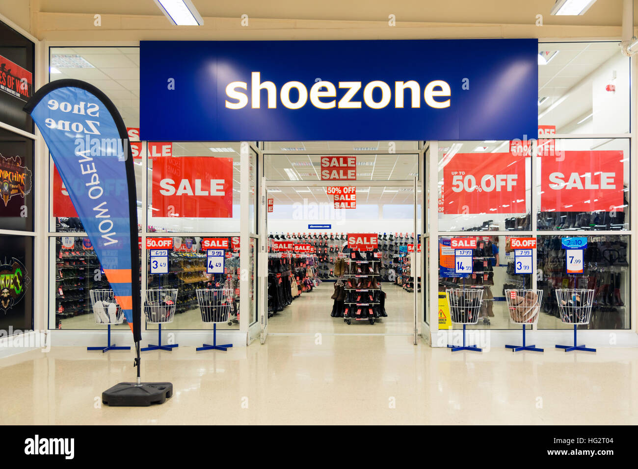 Buy Shoe Zone picture trends