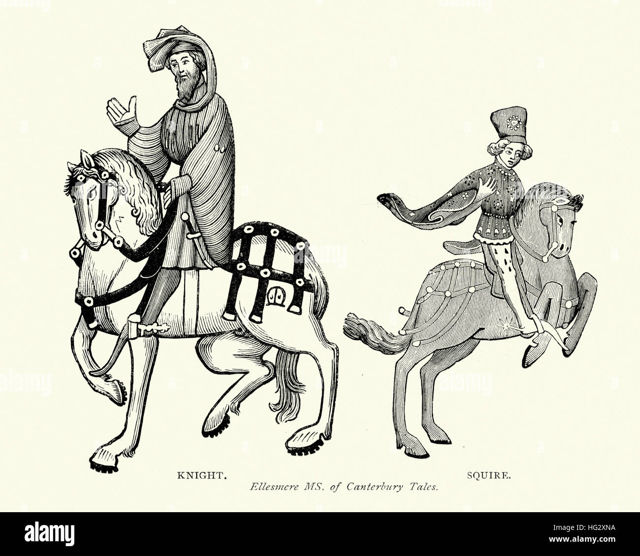 chauser shows dislike characters canterbury tales Learn about the characters in geoffrey chaucer's collection of stories the canterbury tales with course hero's video study guide download the free study.