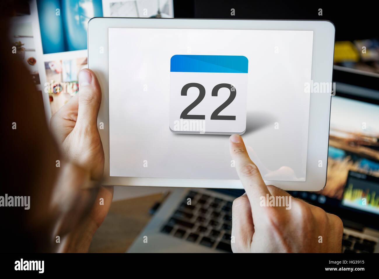 calendar icon weekly planner concept stock photo 130380017 alamy