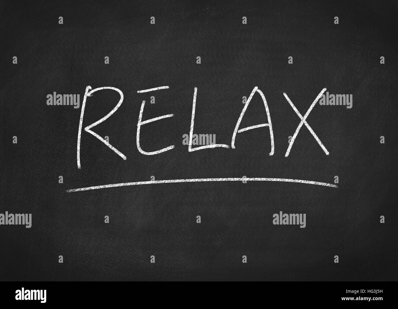 relax - Stock Image