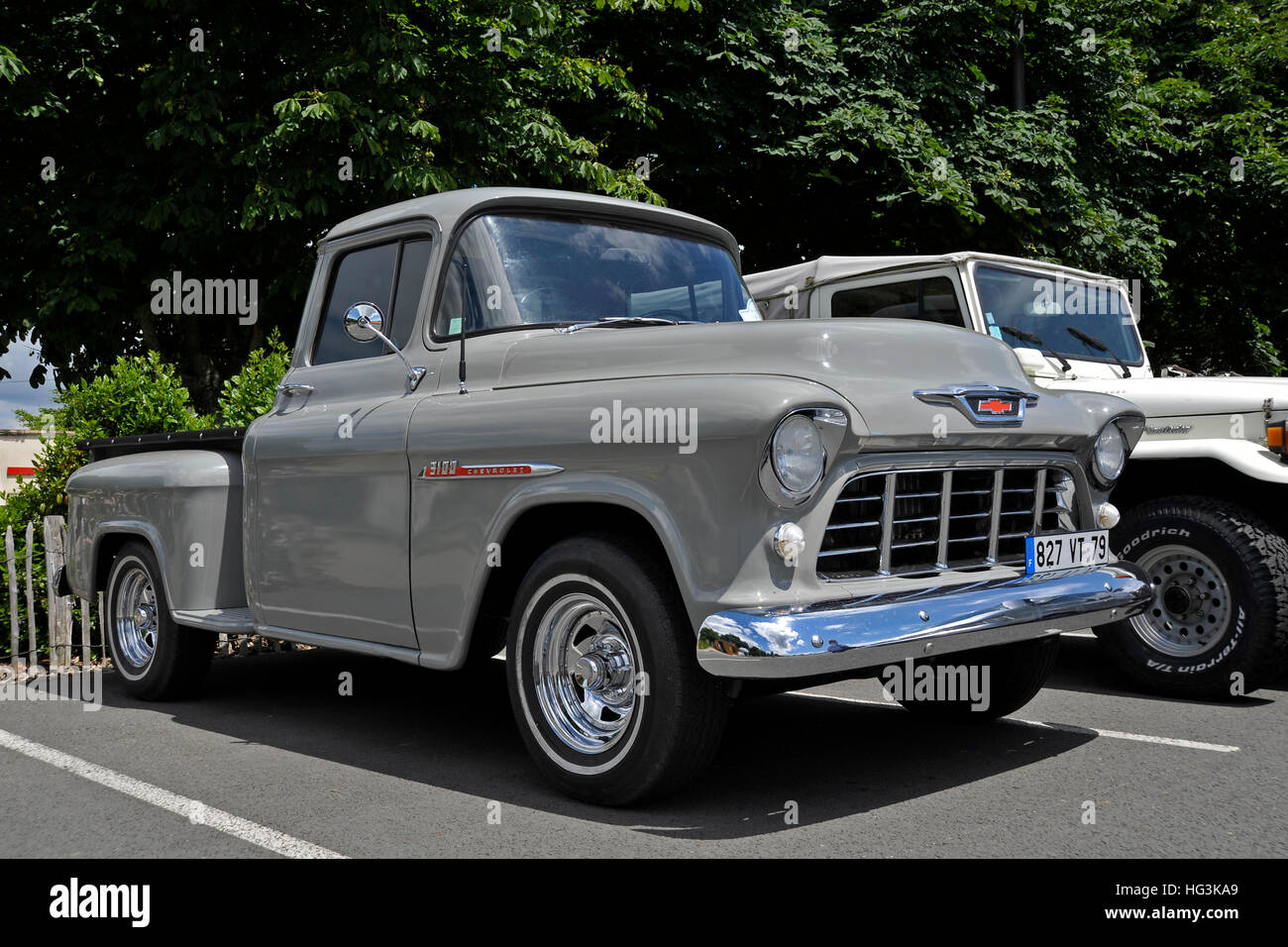 Classic Chevy Pickup Stock Photos & Classic Chevy Pickup Stock ...