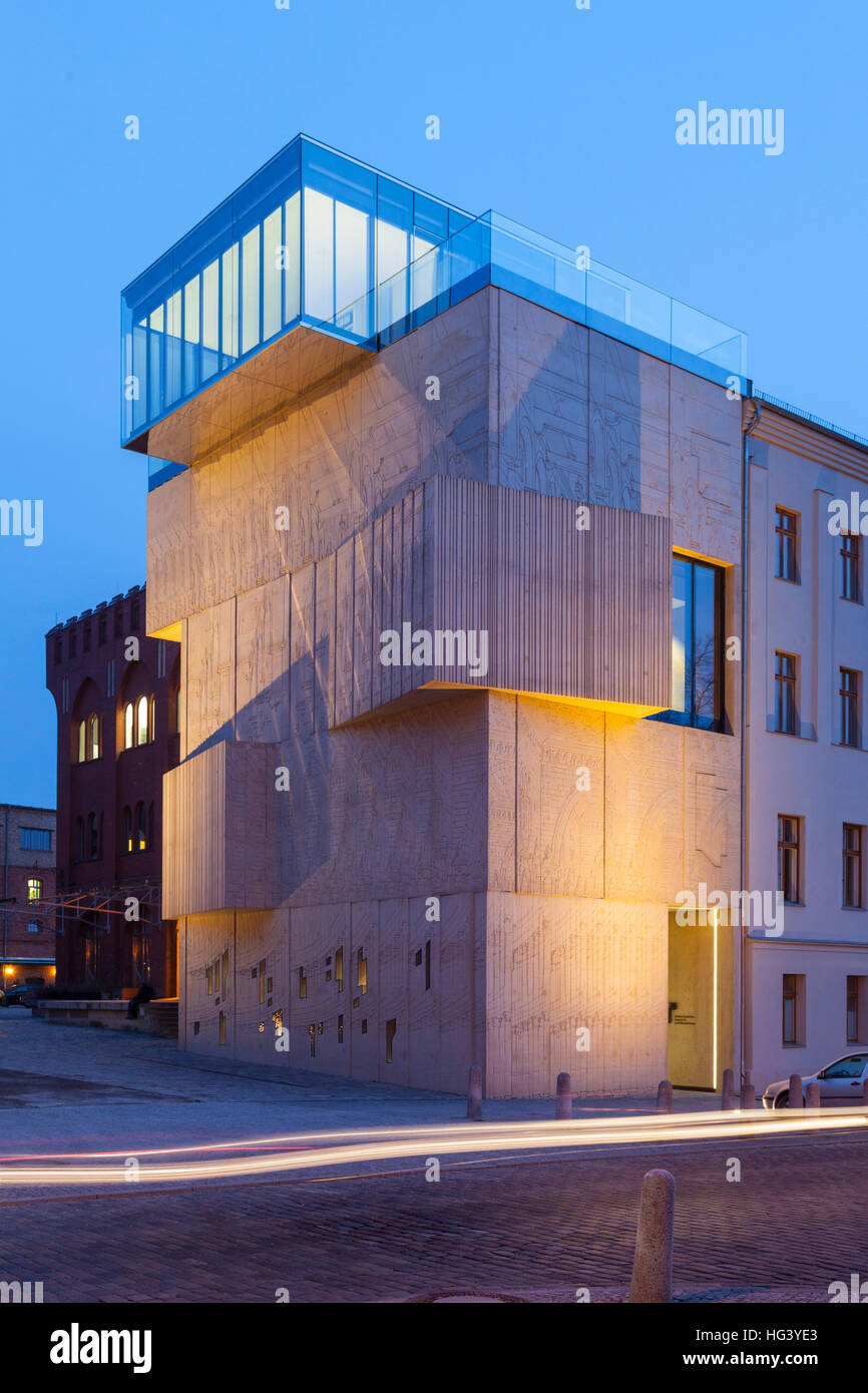 tchoban foundation museum for architectural drawing berlin germany