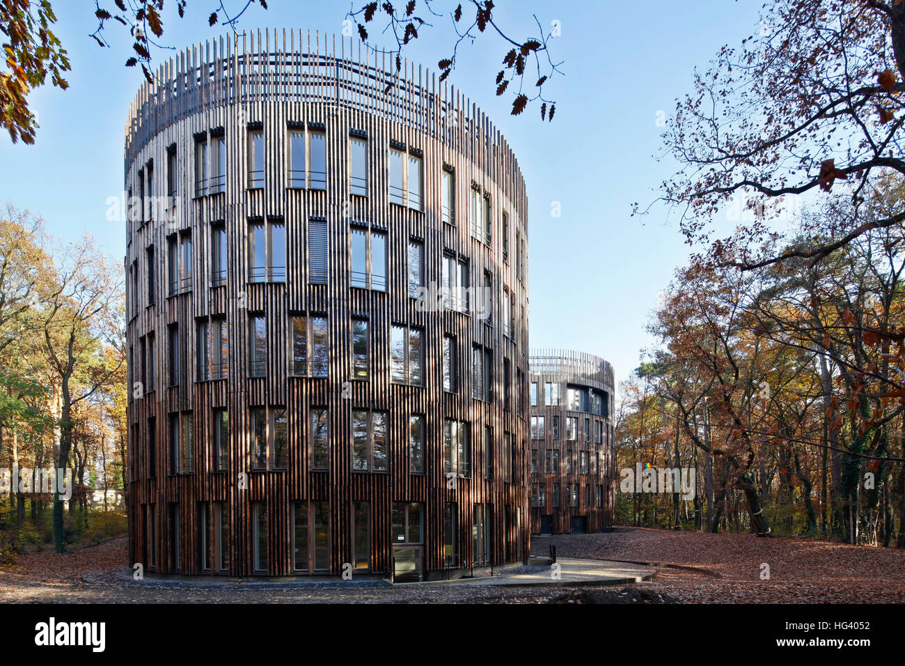 Potsdam Institute for Climate Impact Research, Berlin, Germany. - Stock Image