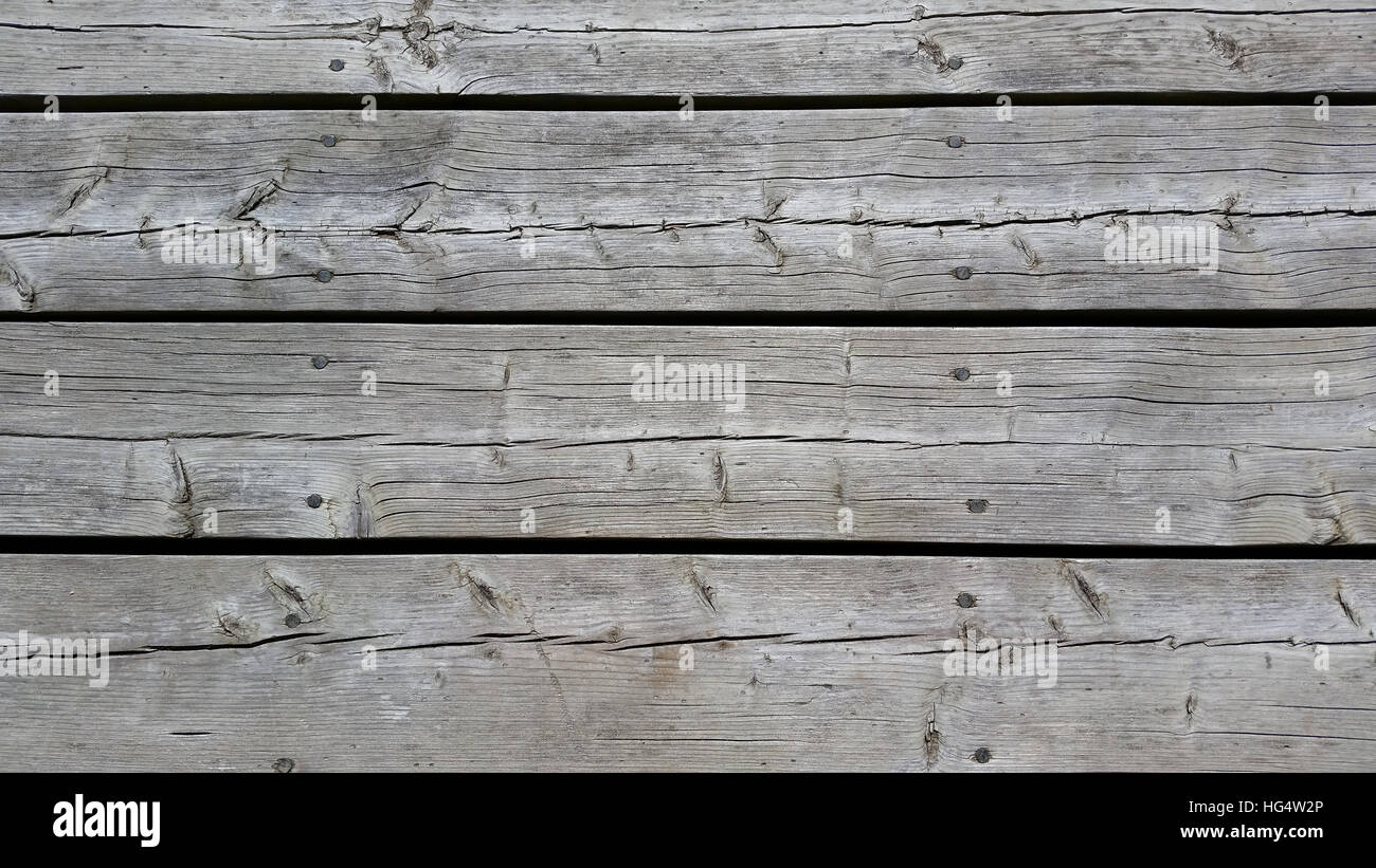 Worn Down Wooden Planks ~ Wood dock texture stock photos