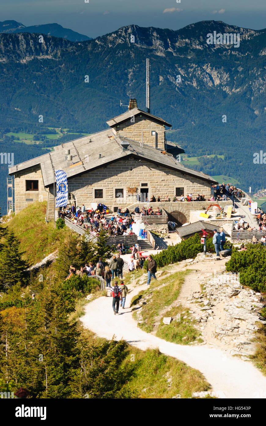 Berchtesgaden kehlsteinhaus