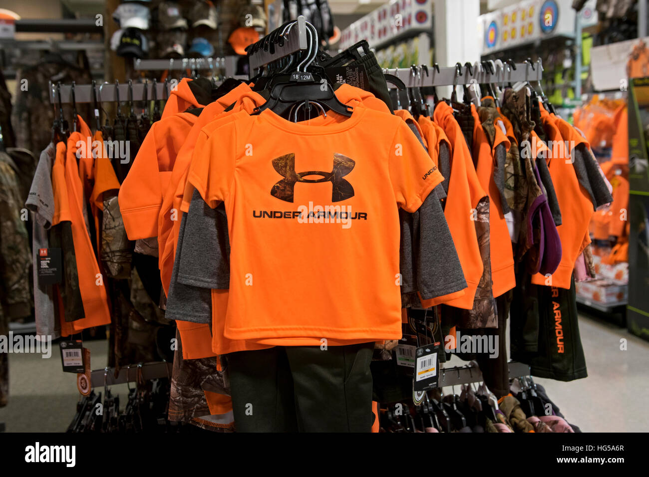 2be4d24e2fd Under Armour hunting clothing for sale at Dick s Sporting Goods at  Roosevelt Field shopping center