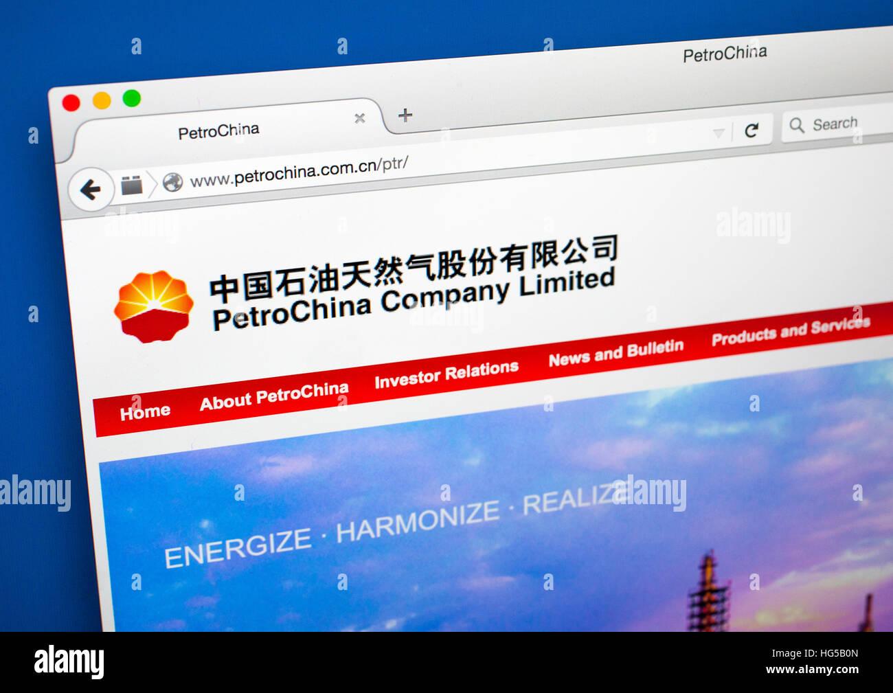 Petro China Stock Photos & Petro China Stock Images - Alamy