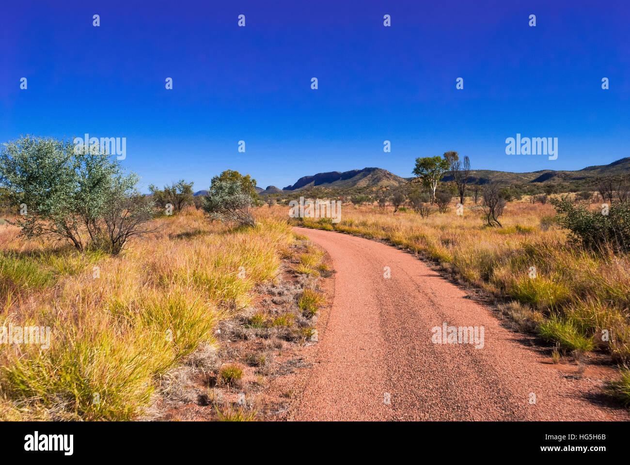 Australia, outback - Stock Image