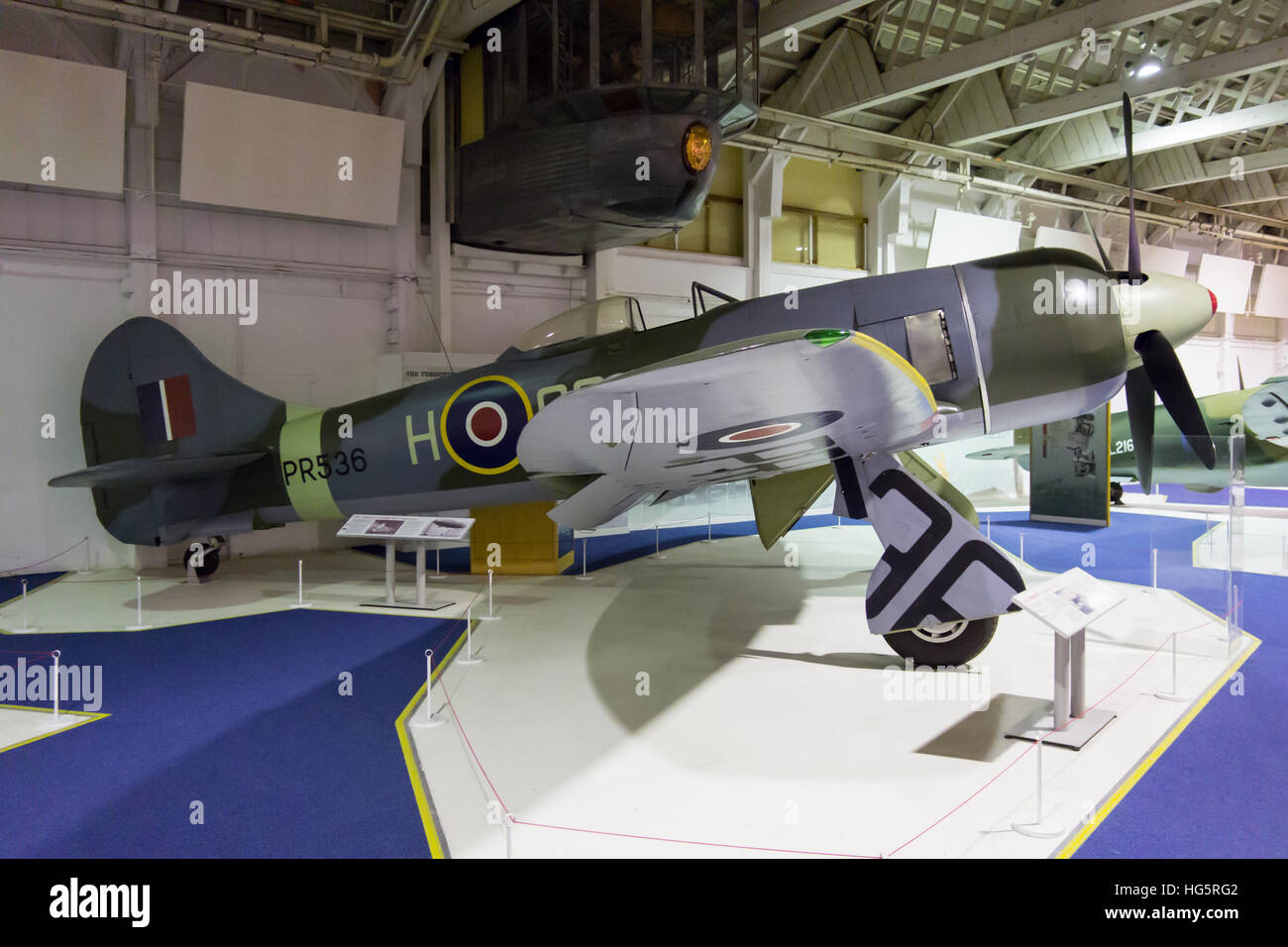 Hawker Siddeley Tempest - Stock Image