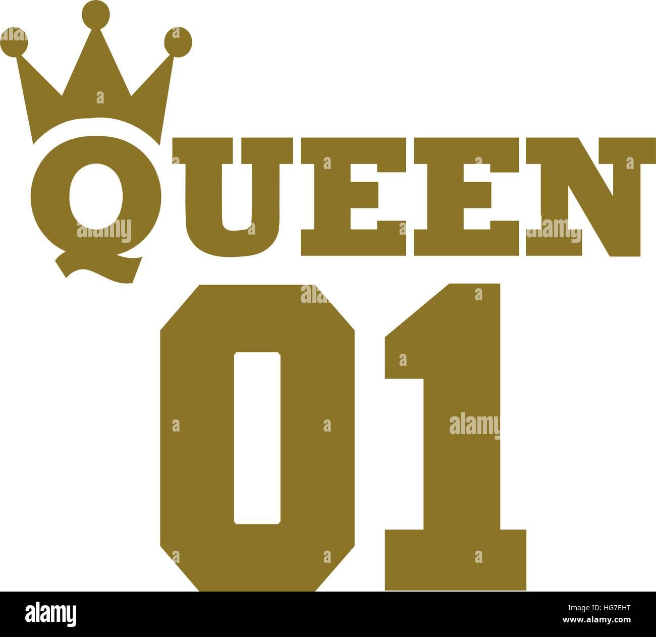 Queen 01 Crown Stock Vector Art Illustration Vector Image