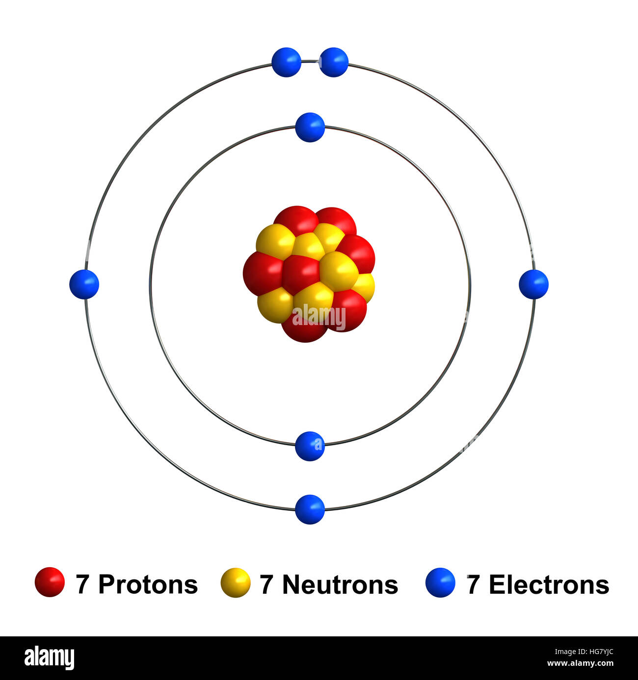 Nitrogen Atom High Resolution Stock Photography And Images