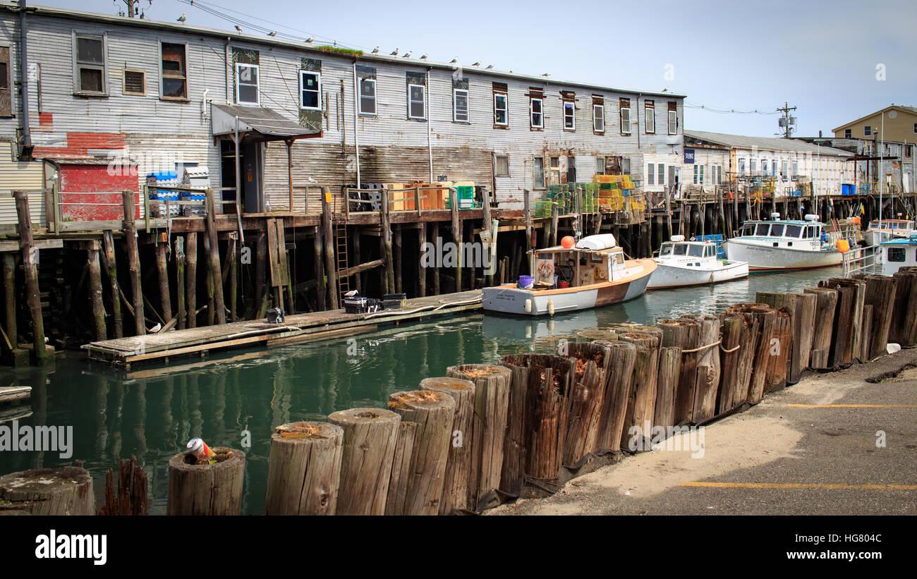 South Portland Ferry To House Island