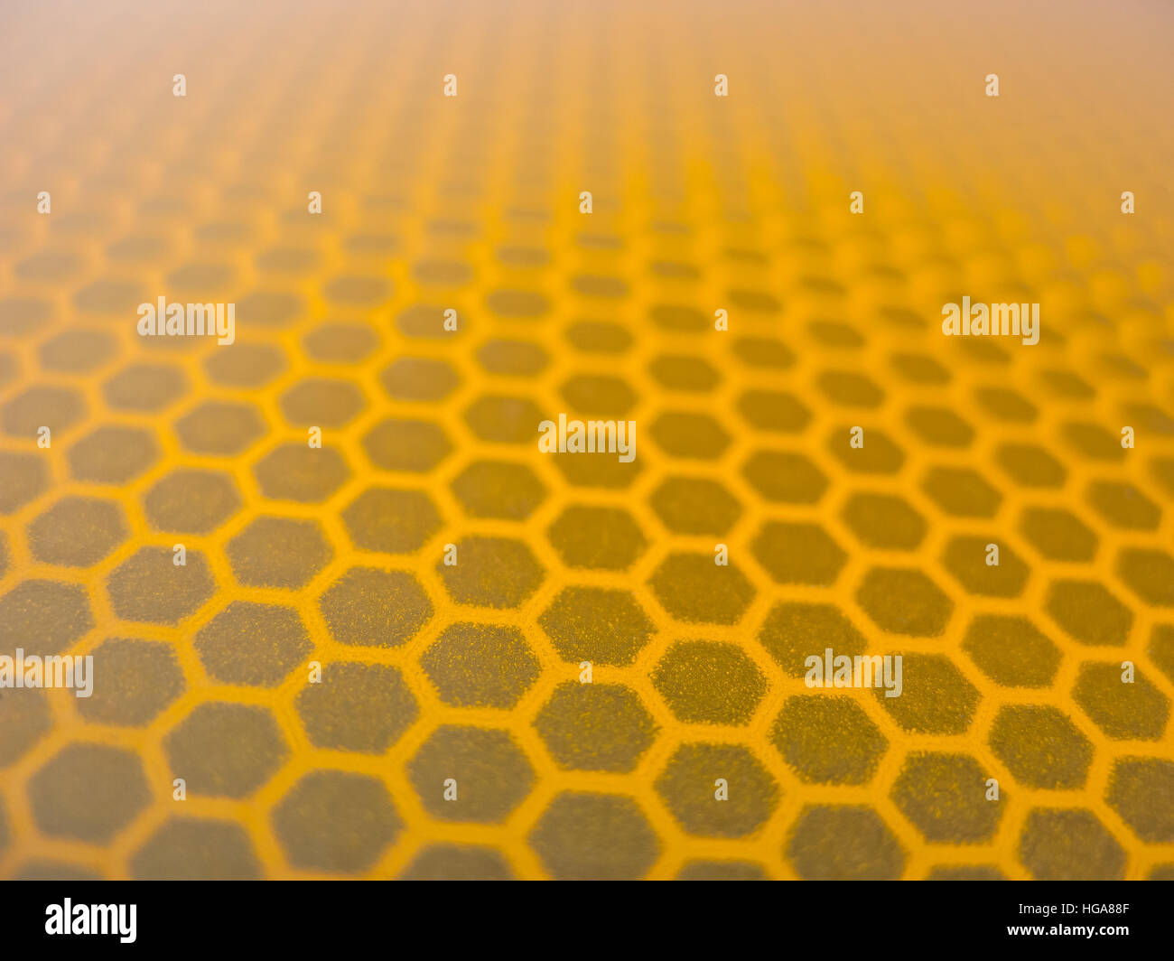 Honeycomb background texture from a reflective surface of a traffic honeycomb background texture from a reflective surface of a traffic sign voltagebd Image collections