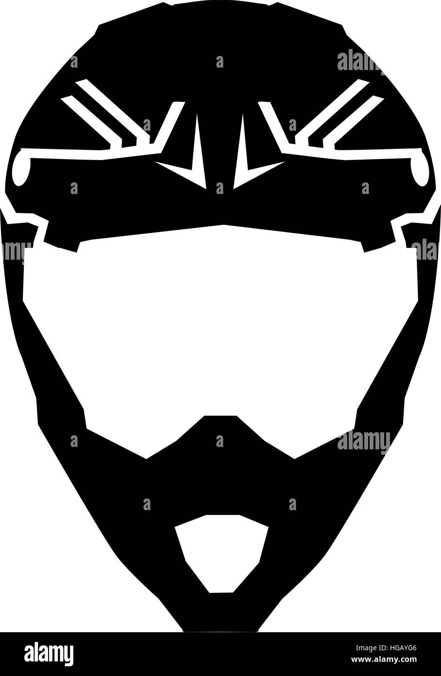 Motocross Vector Vectors High Resolution Stock Photography And Images Alamy
