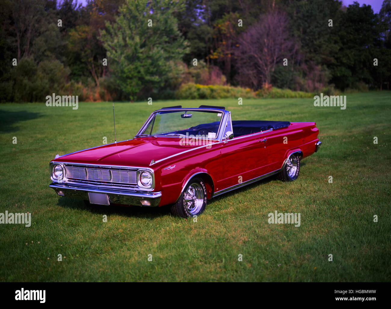 Plymouth Valiant Stock Photos Images Alamy 1960 For Sale 1966 Signet