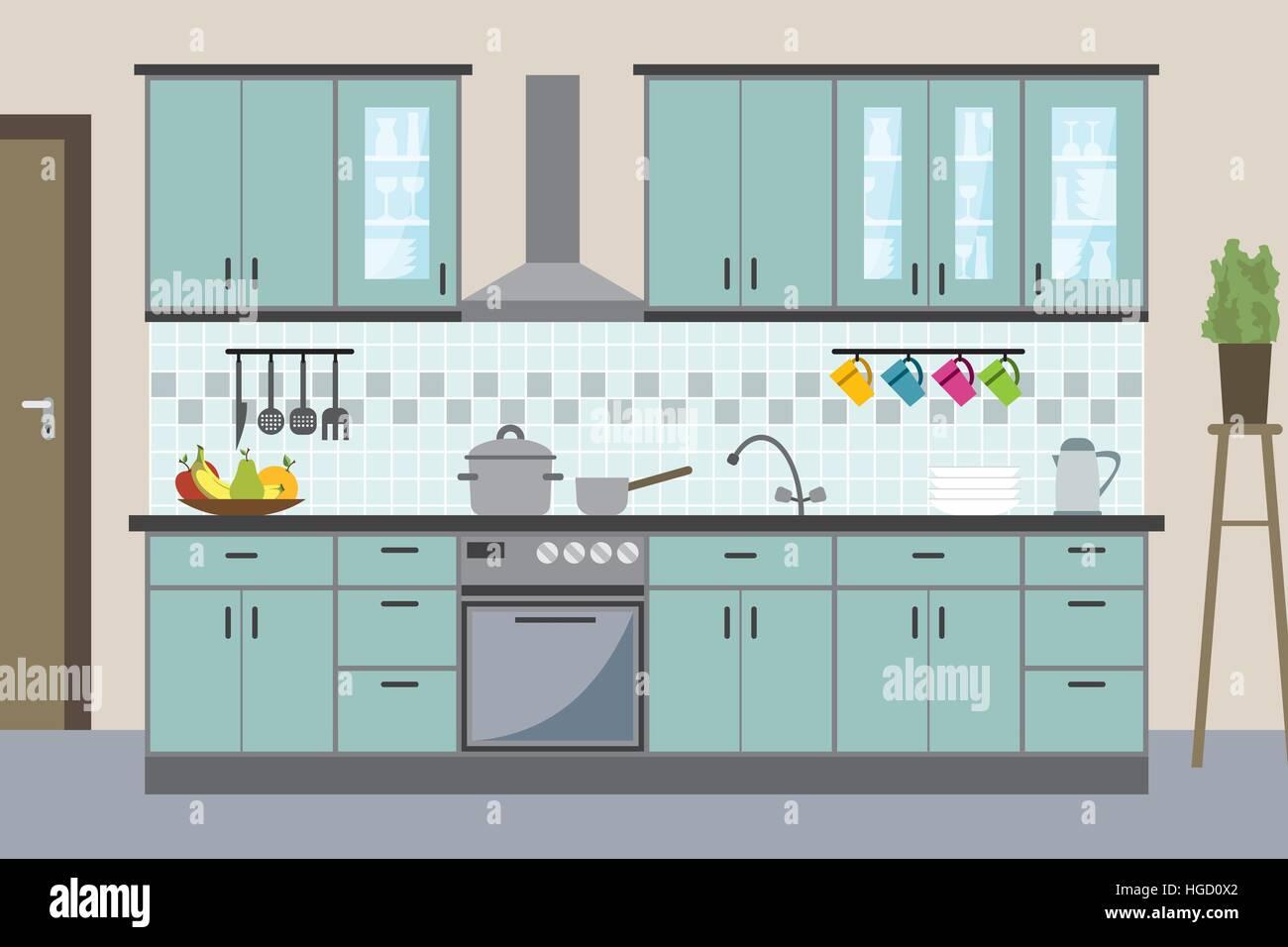 Kitchen Area Stock Photos & Kitchen Area Stock Images - Alamy