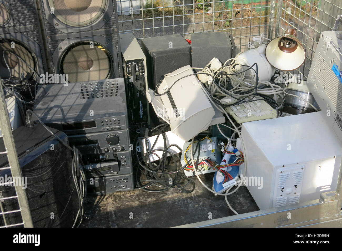 Scrap Stock Photos Images Alamy Electronics Recycling Pictures Zimbio Electronic In Place Image