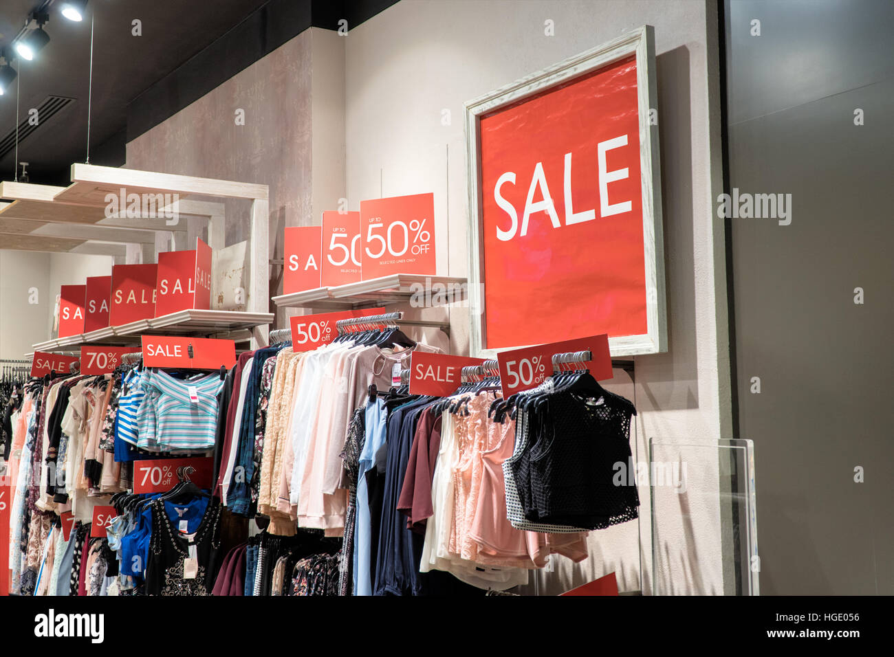 8132508a03 Clearance Sale Advertisement Stock Photos & Clearance Sale ...