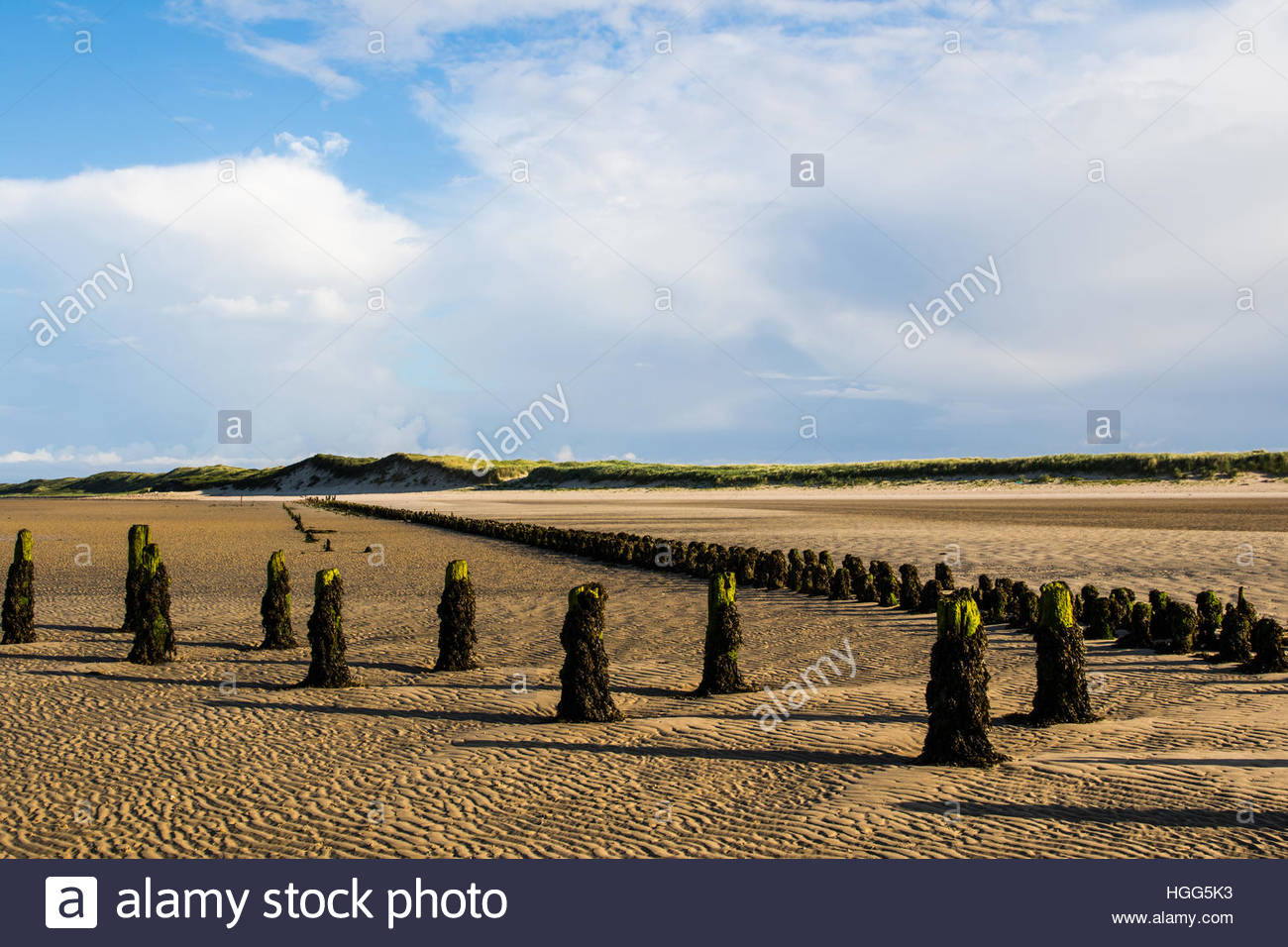 former ostanleger, wangerooge, friesland district, lower saxony, north sea, germany, june 2016 Stock Photo