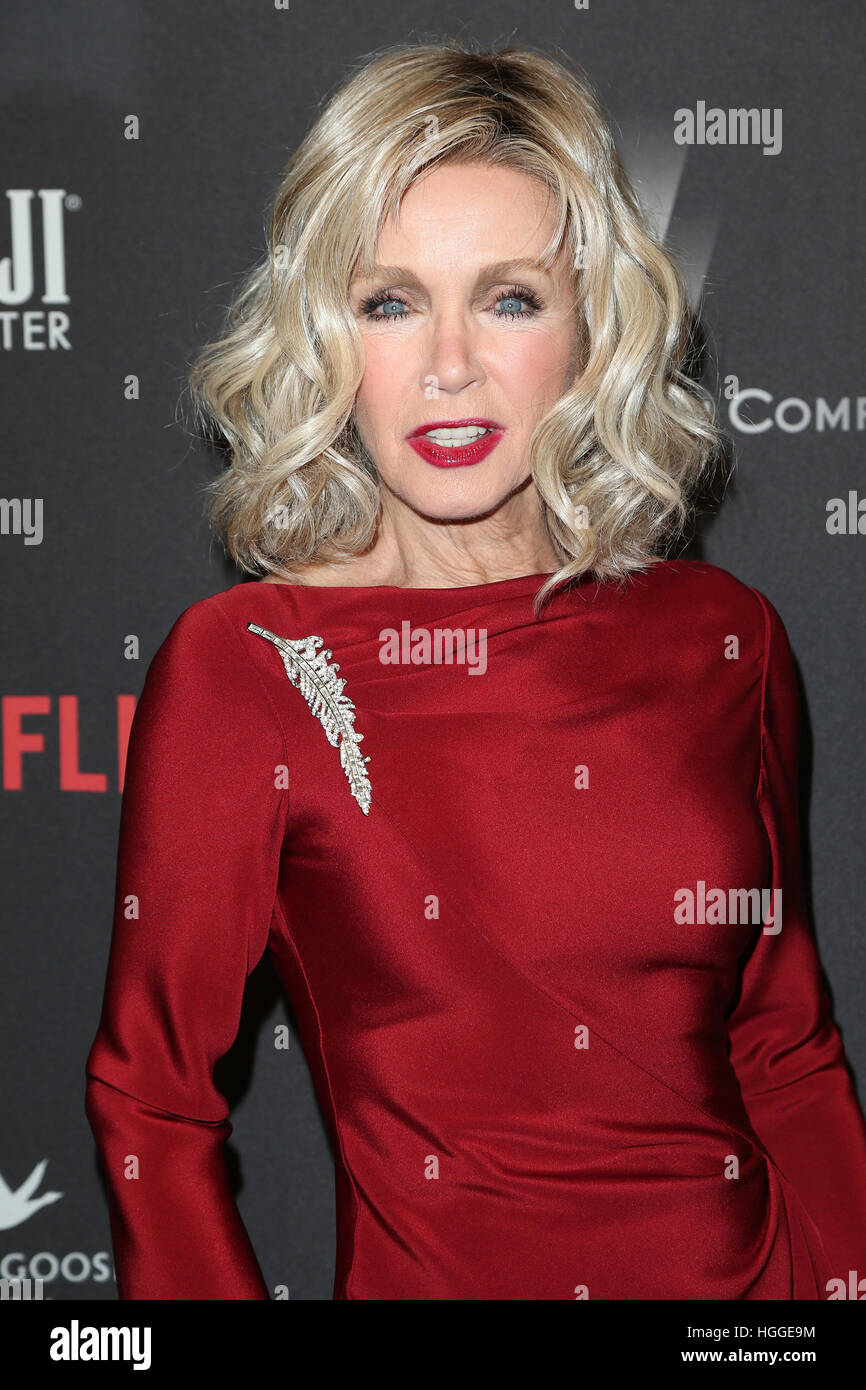 Beverly Hills, California, USA. 08th Jan, 2017. Donna Mills at The ...