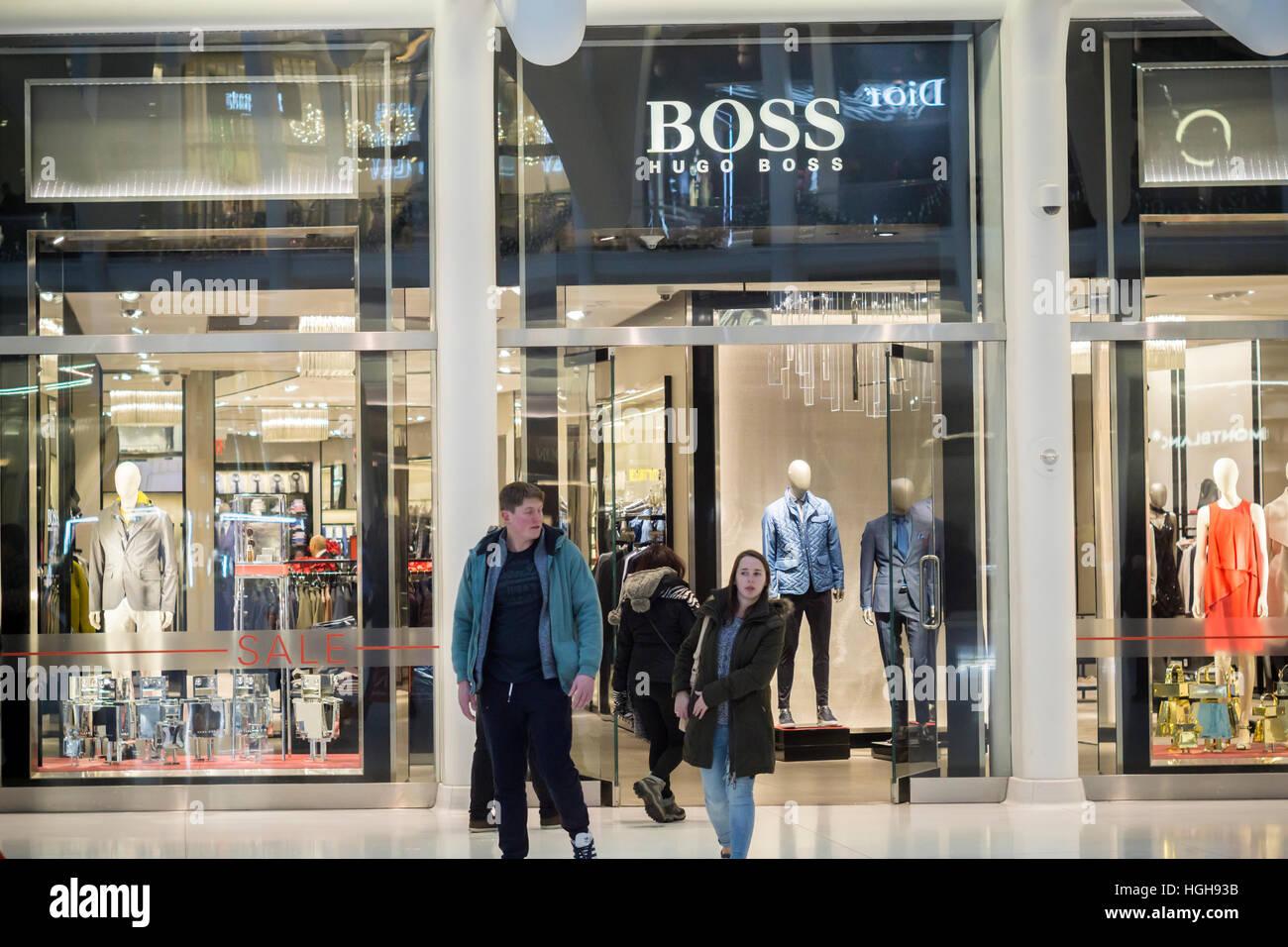 hugo boss store stock photos amp hugo boss store stock