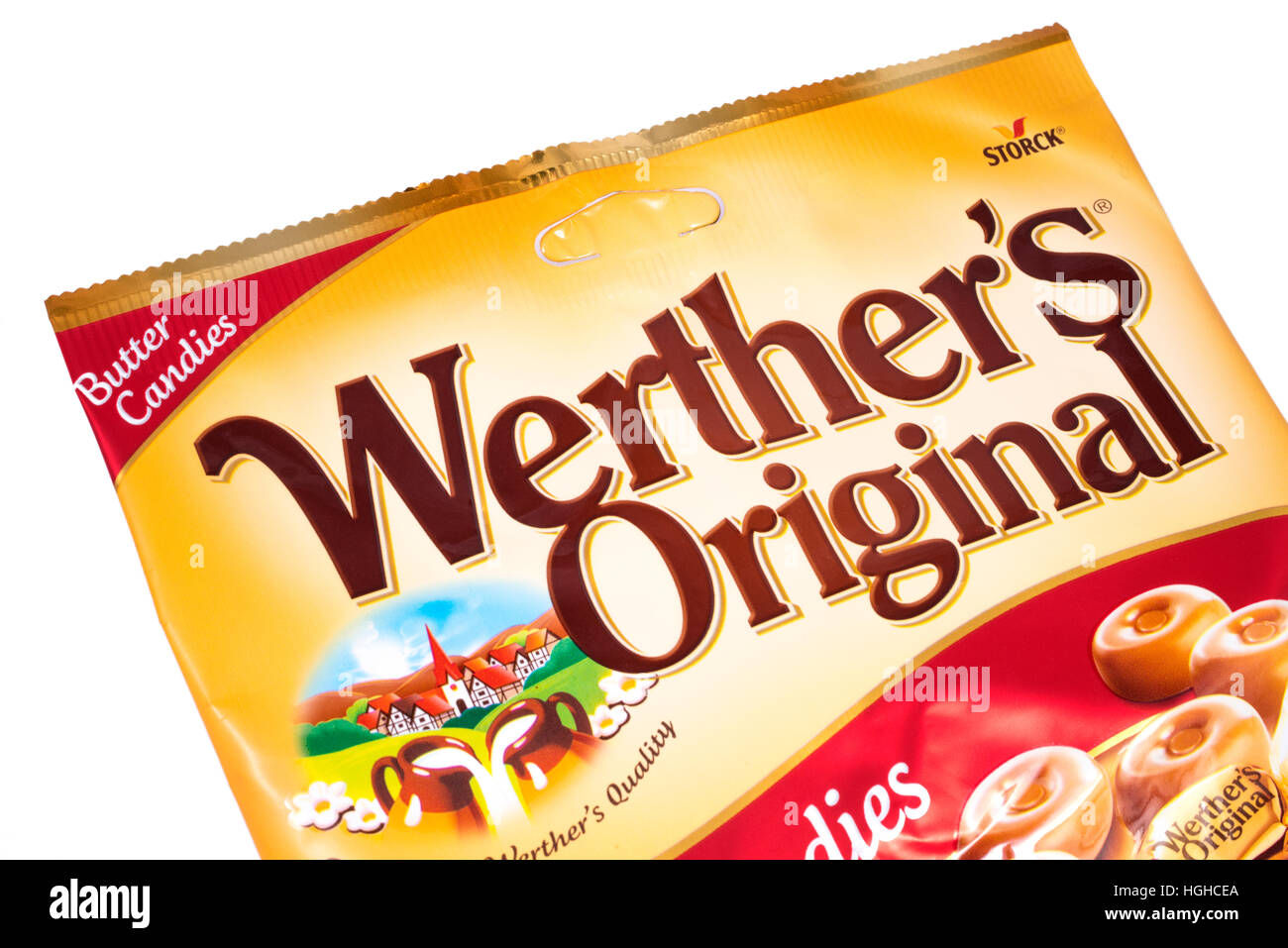 werthers original stock photos werthers original stock images alamy